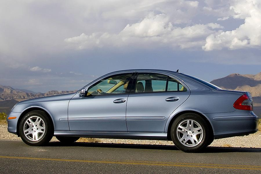 2007 Mercedes-Benz E-Class Photo 6 of 14