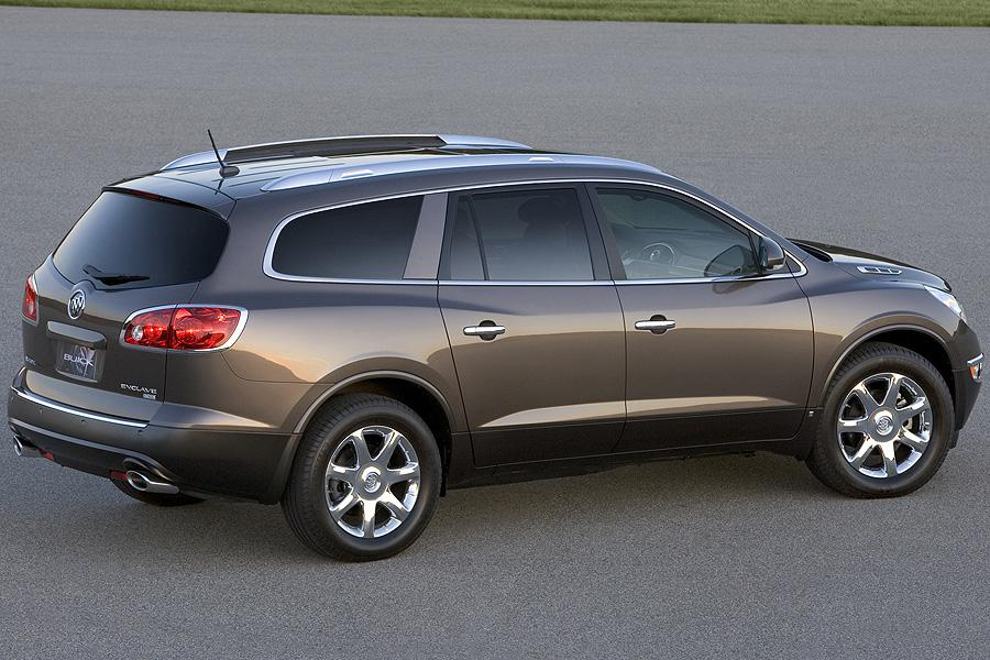 2008 Buick Enclave Photo 4 of 19