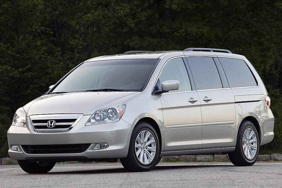 2007 Honda Odyssey Overview Cars Com