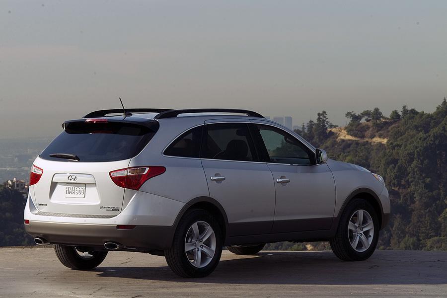 2007 Hyundai Veracruz Photo 5 of 11