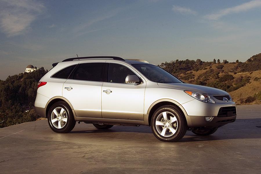 2007 Hyundai Veracruz Photo 1 of 11
