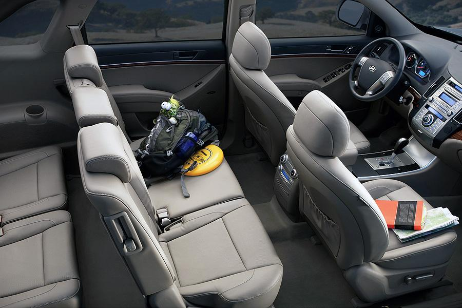 2007 hyundai veracruz reviews specs and prices. Black Bedroom Furniture Sets. Home Design Ideas