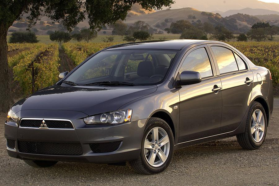 2008 mitsubishi lancer overview cars