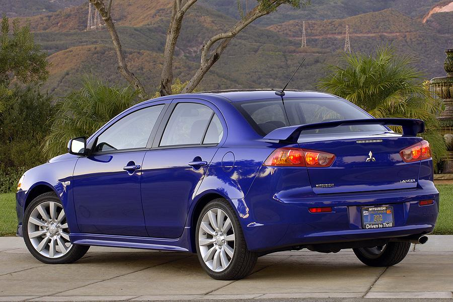 2008 mitsubishi lancer reviews specs and prices. Black Bedroom Furniture Sets. Home Design Ideas