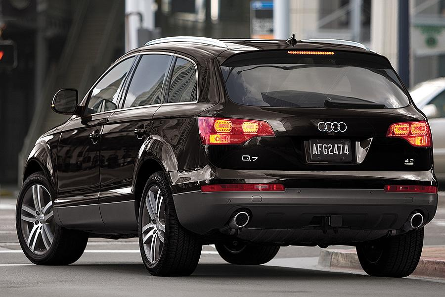 Car Repair Estimate >> 2008 Audi Q7 Reviews, Specs and Prices | Cars.com