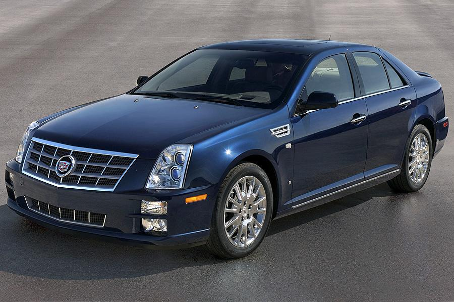 2008 Cadillac STS Overview | Cars.com
