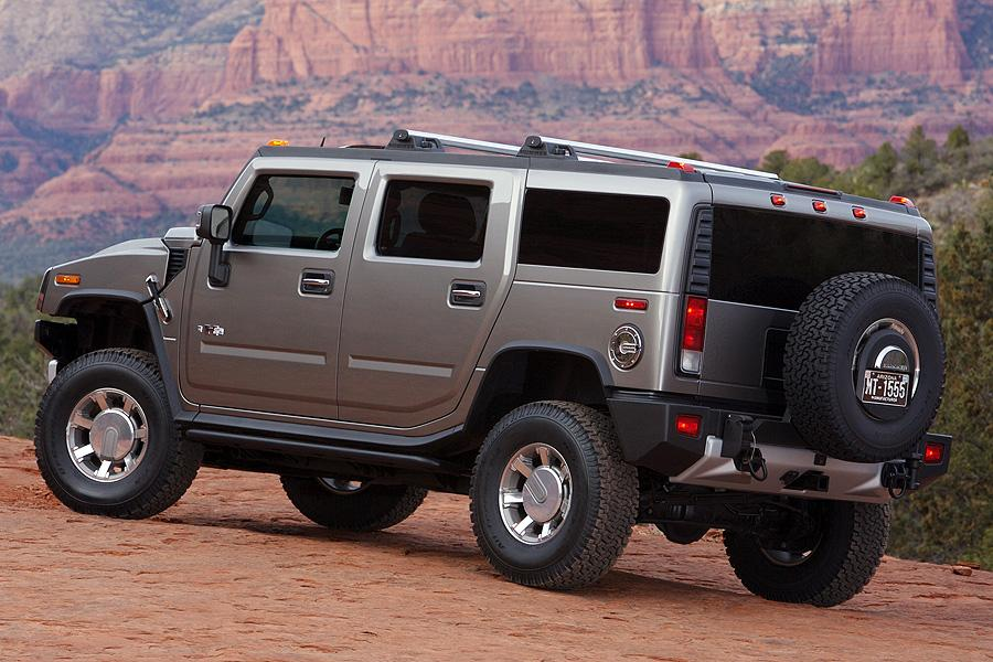 2008 Hummer H2 Photo 3 of 18