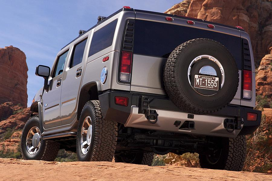 2008 Hummer H2 Photo 4 of 18