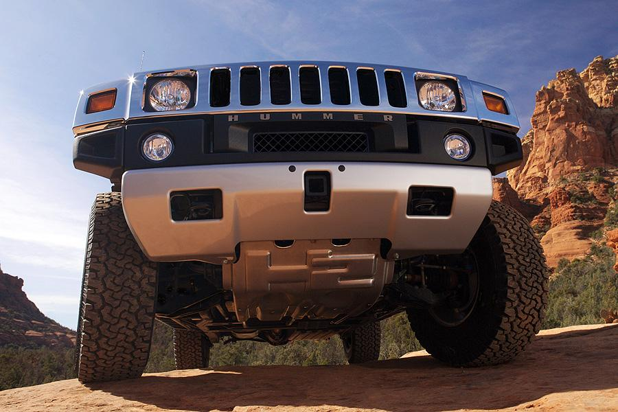 2008 Hummer H2 Photo 5 of 18