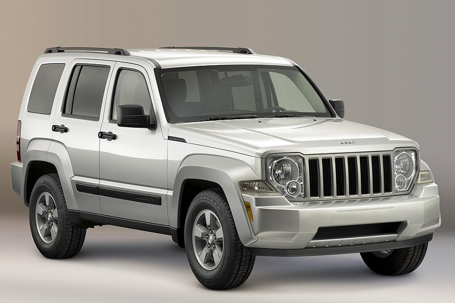 2008 Jeep Liberty Photo 1 of 15