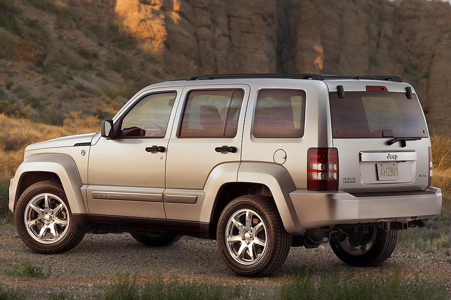 2008 jeep liberty overview. Black Bedroom Furniture Sets. Home Design Ideas