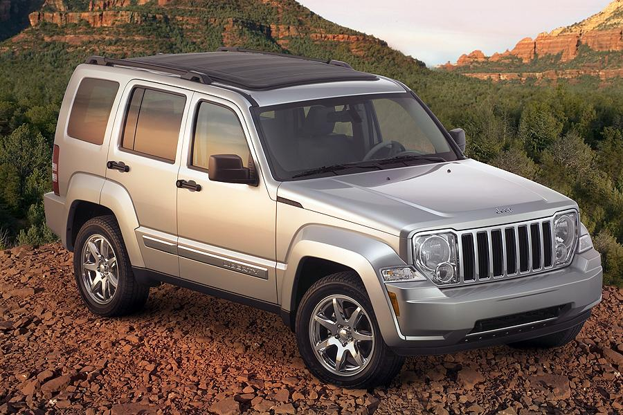 2004 Jeep Liberty Mpg >> 2008 Jeep Liberty Reviews, Specs and Prices | Cars.com