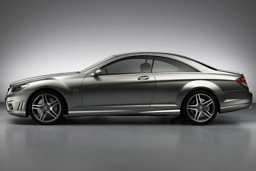 2008 Mercedes-Benz CL-Class Photo 2 of 7