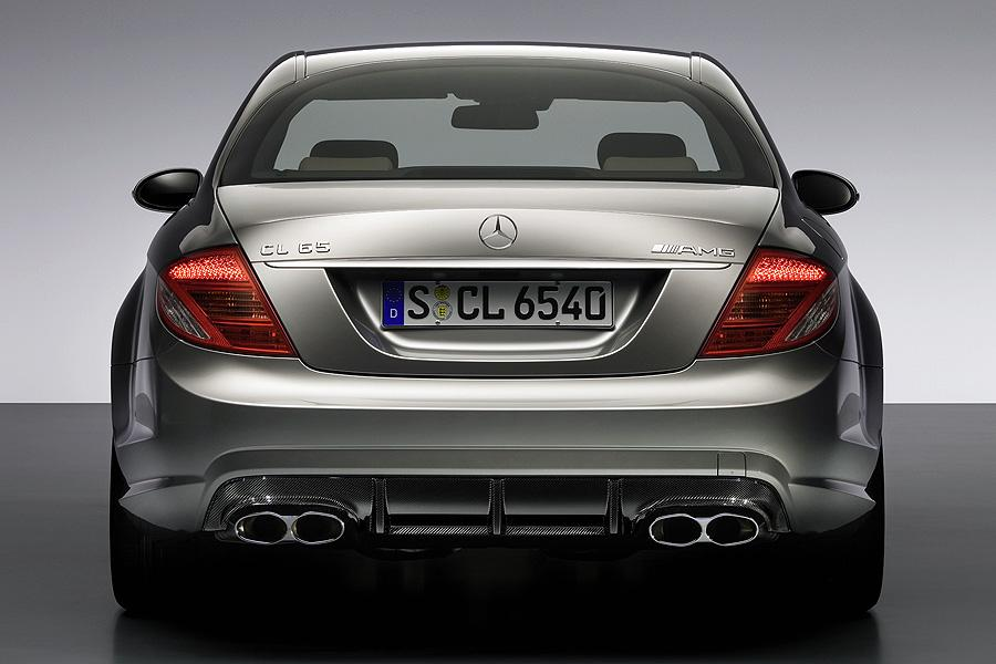 2008 Mercedes-Benz CL-Class Photo 4 of 7