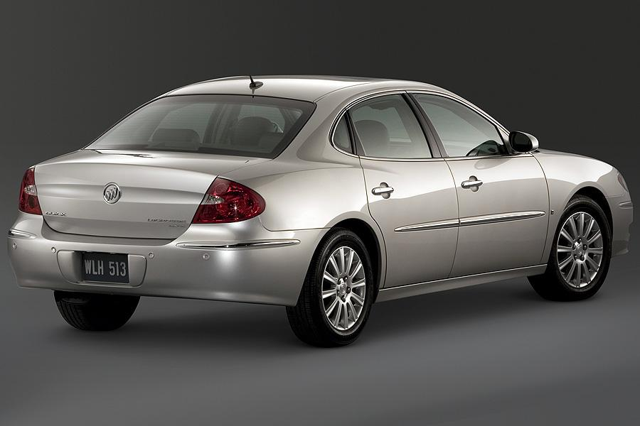 2008 Buick LaCrosse Photo 4 of 15