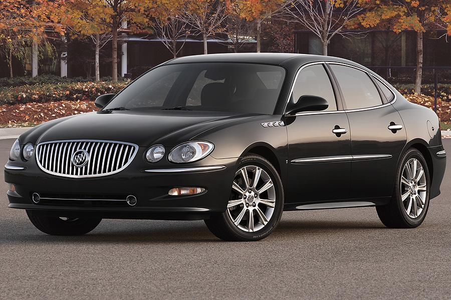 2008 buick lacrosse overview. Black Bedroom Furniture Sets. Home Design Ideas