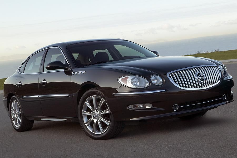 on 2007 Buick Lacrosse Cxl Specs