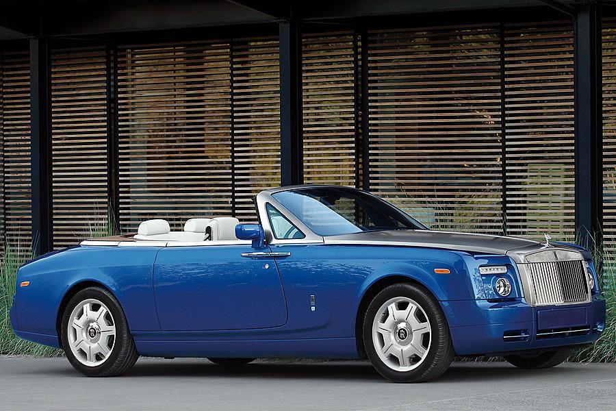 2008 Rolls-Royce Phantom Drophead Coupe Photo 1 of 8