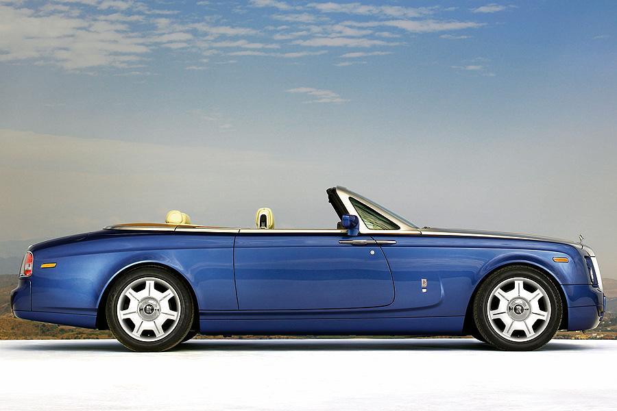 2008 Rolls-Royce Phantom Drophead Coupe Photo 2 of 8