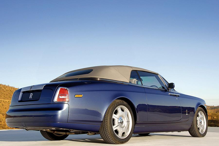2008 Rolls-Royce Phantom Drophead Coupe Photo 3 of 8