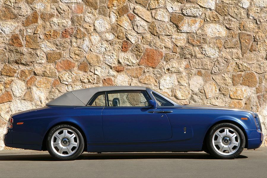 2008 Rolls-Royce Phantom Drophead Coupe Photo 4 of 8