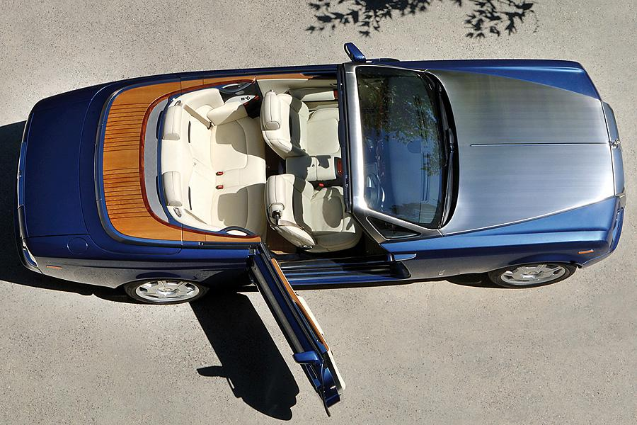 2008 Rolls-Royce Phantom Drophead Coupe Photo 5 of 8