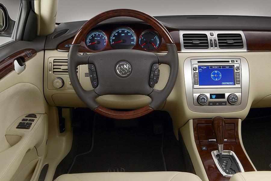 2008 Buick Lucerne Reviews Specs And Prices Cars Com