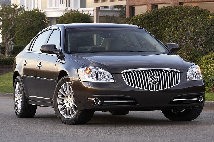 2008 Buick Lucerne Photo 3 of 8