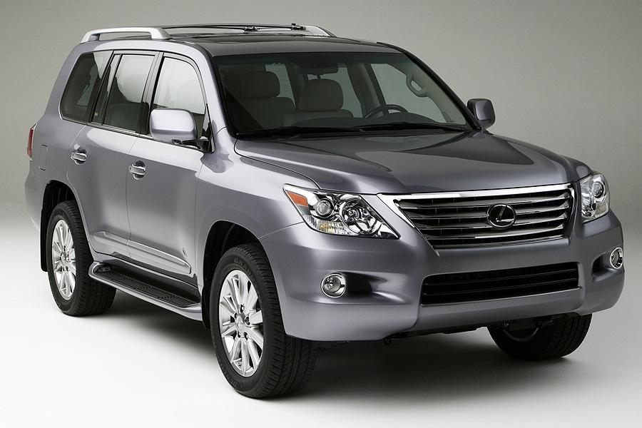 2008 Lexus LX 570 Photo 1 of 20