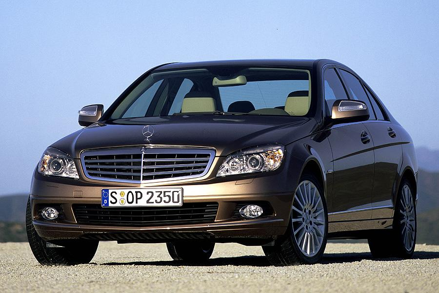 2008 mercedes benz c class overview. Black Bedroom Furniture Sets. Home Design Ideas