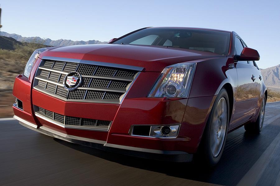 2008 Cadillac CTS Photo 3 of 10