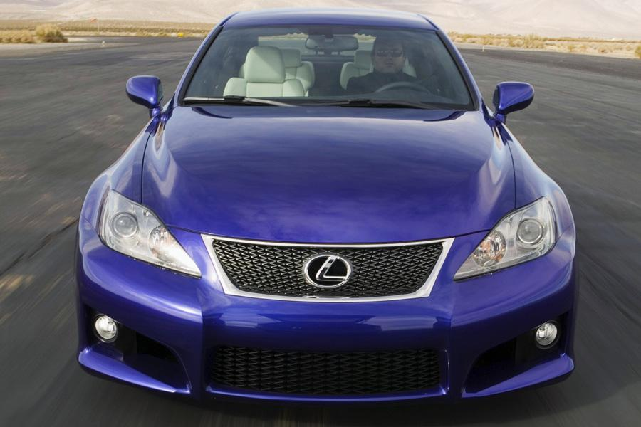 2008 Lexus IS-F Photo 3 of 10