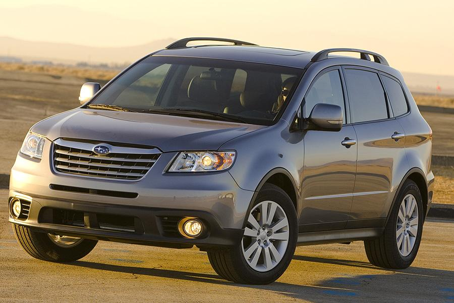 2008 Subaru Tribeca Photo 3 of 19