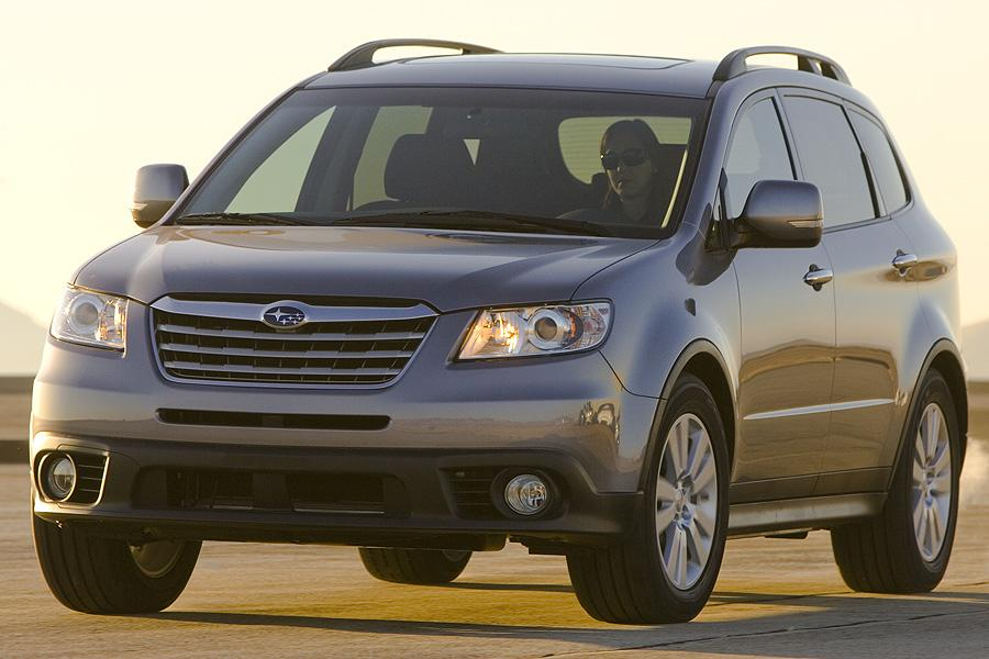 2008 Subaru Tribeca Photo 5 of 19