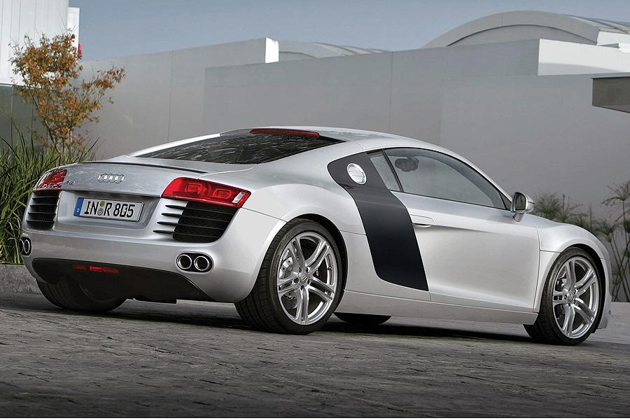 2008 audi r8 reviews specs and prices. Black Bedroom Furniture Sets. Home Design Ideas