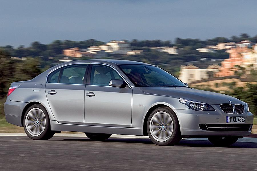 2008 BMW 550 Photo 4 of 10