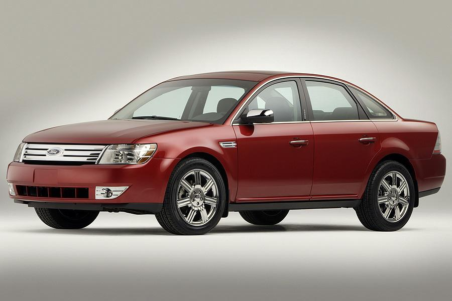 2008 Ford Taurus Photo 1 of 11
