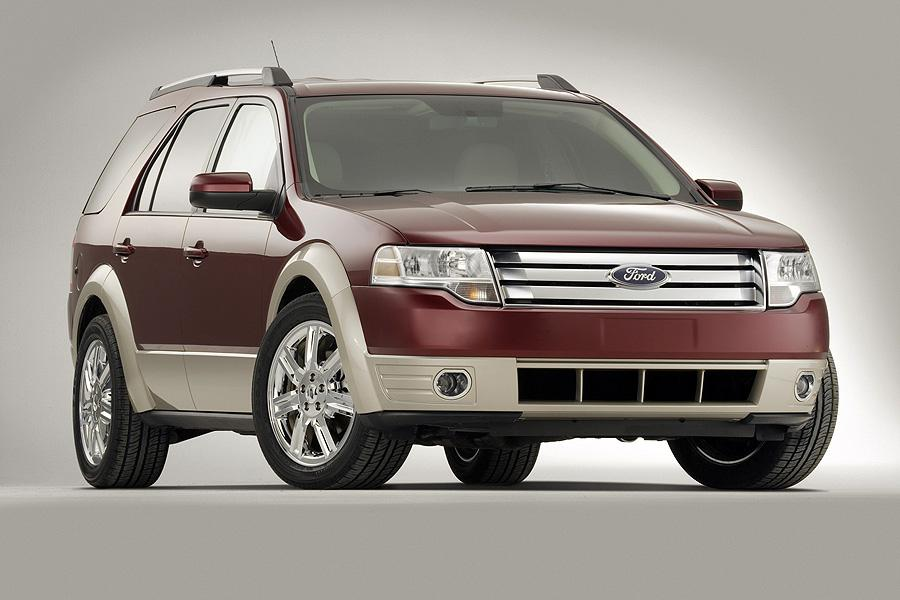 2008 Ford Taurus X Overview Cars Com