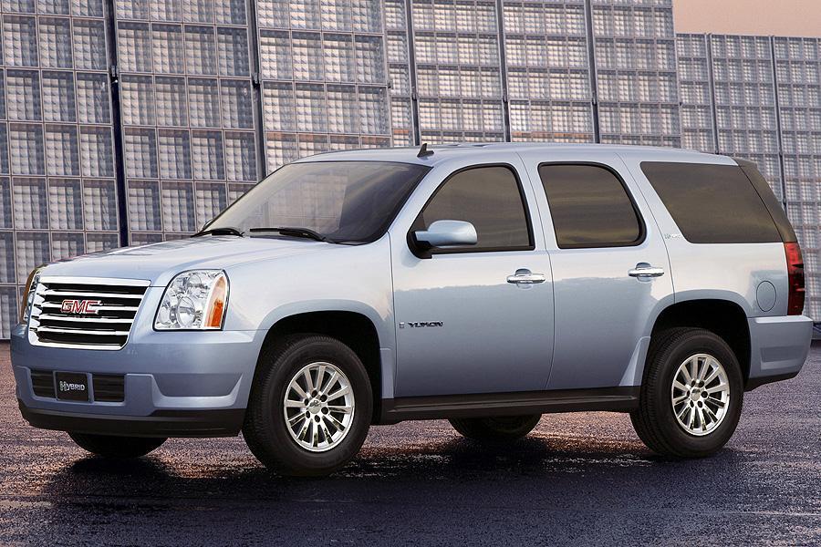 2008 GMC Yukon Hybrid Photo 2 of 17