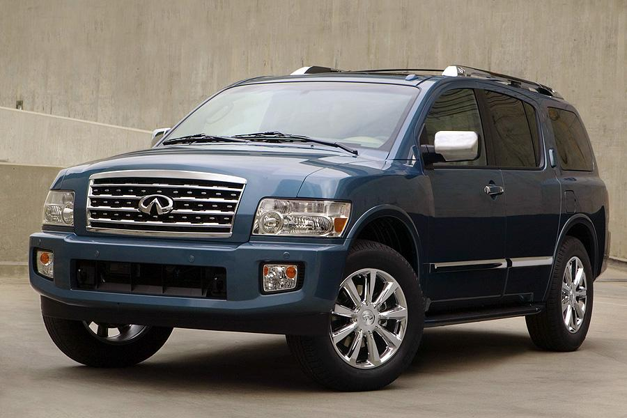 2008 infiniti qx56 overview. Black Bedroom Furniture Sets. Home Design Ideas