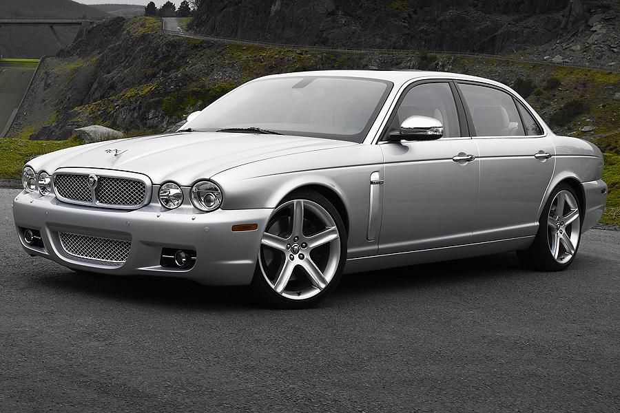 2008 Jaguar XJ Photo 1 of 10