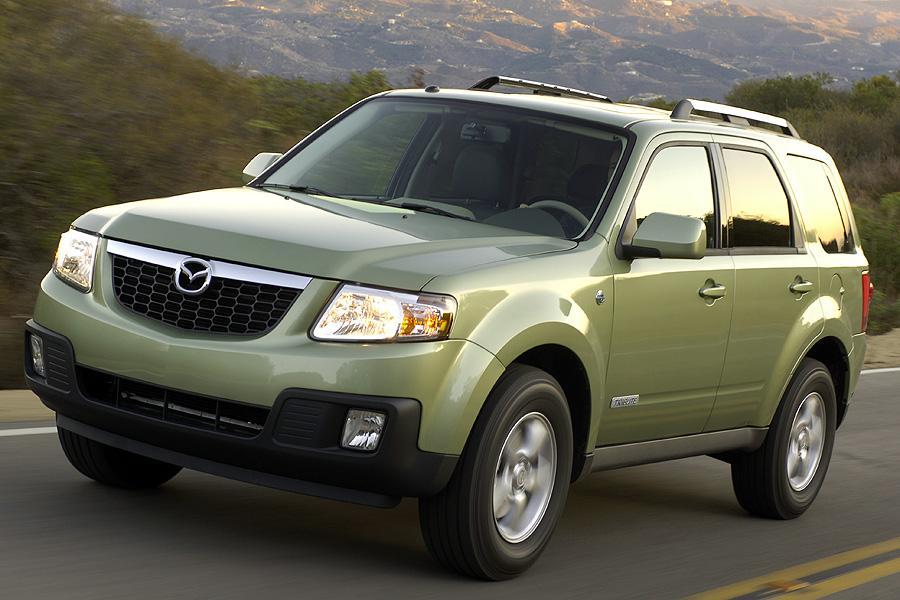 2008 Mazda Tribute Hybrid Photo 1 of 9