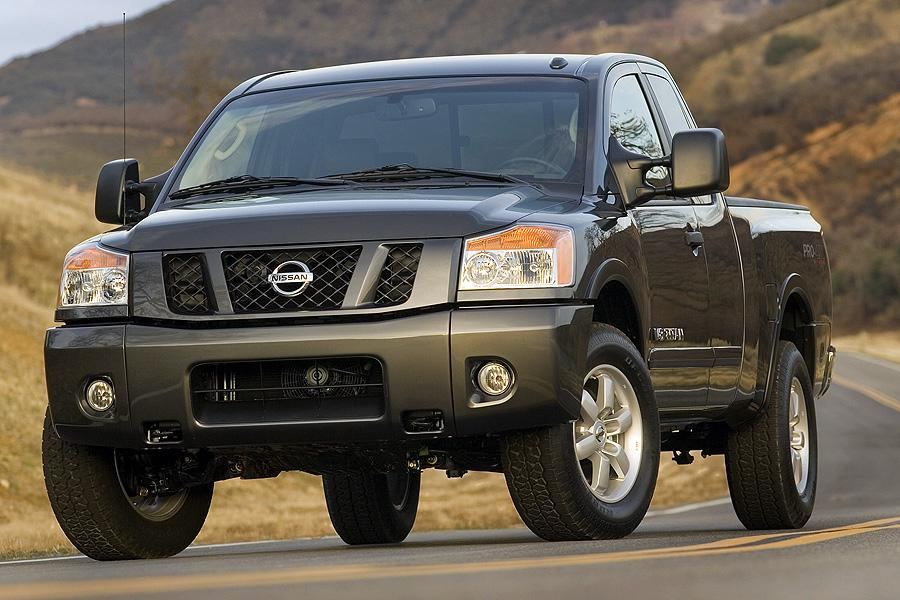 2008 Nissan Titan Photo 1 of 10