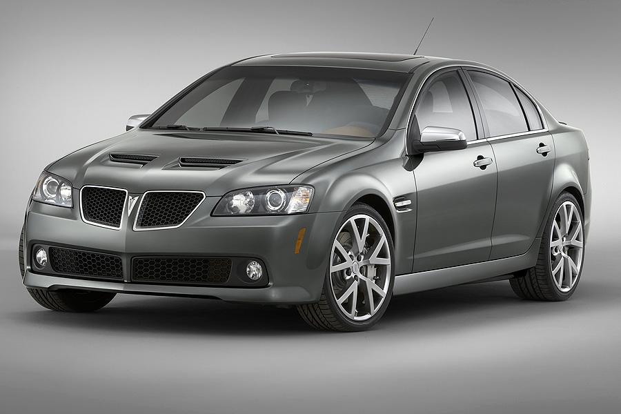 2008 Pontiac G8 Overview Cars Com
