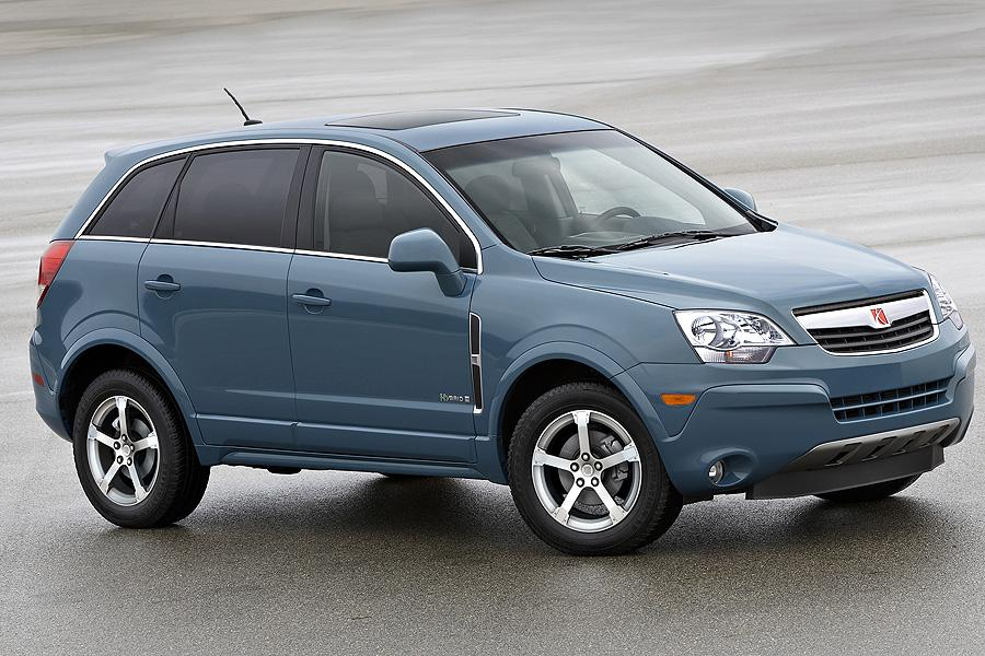 2008 Saturn Vue Green Line Photo 1 of 7