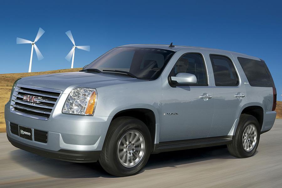 Powertrain Warranty Coverage >> 2008 GMC Yukon Hybrid Overview | Cars.com