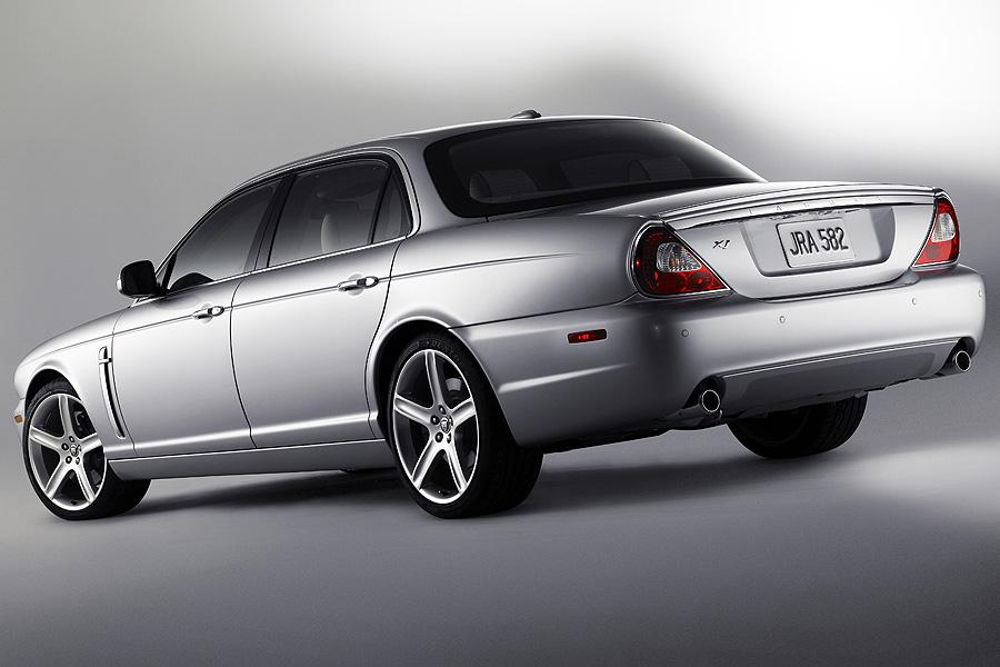 2008 Jaguar XJ Photo 3 of 10
