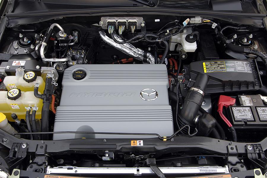 2008 Mazda Tribute Hybrid Photo 6 of 9