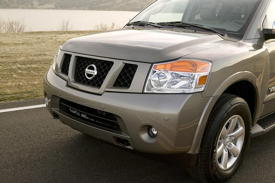 2008 nissan armada reviews specs and prices. Black Bedroom Furniture Sets. Home Design Ideas