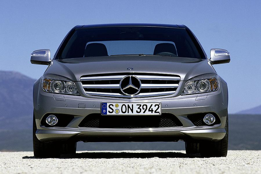 2008 Mercedes-Benz C-Class Photo 4 of 18